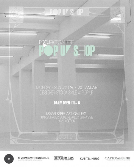 pop up urban gallery
